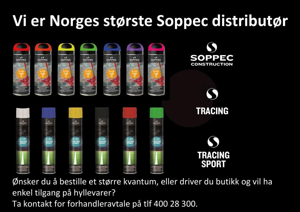 Soppec distributør